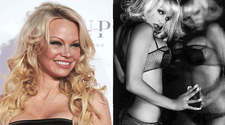 Pamela Anderson says 'the worst lovers watch porn' while 'vegans make the best lovers'