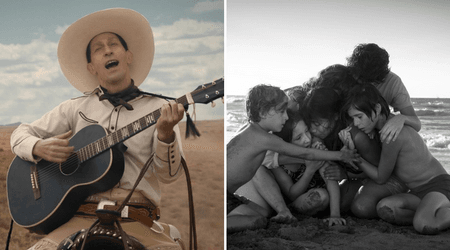Oscars 2019 Nominations: Netflix comes of age with 'The Ballad of Buster Scruggs' and 'Roma'