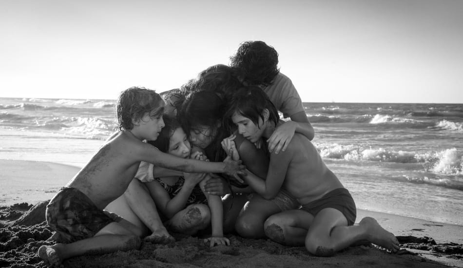 With 10 nominations, Alfondo Cuaron's 'Roma' is the most nominated movie of the year (Netflix)