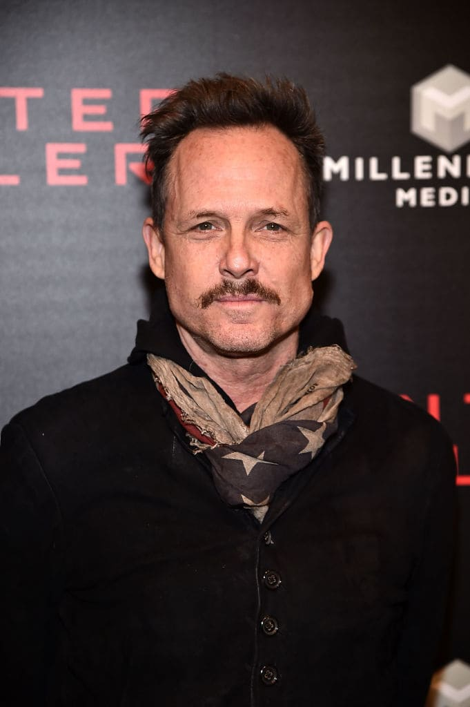Dean Winters plays Ciara Bravo's father, simply known as Daddy, in 'Wayne' (Getty Images)