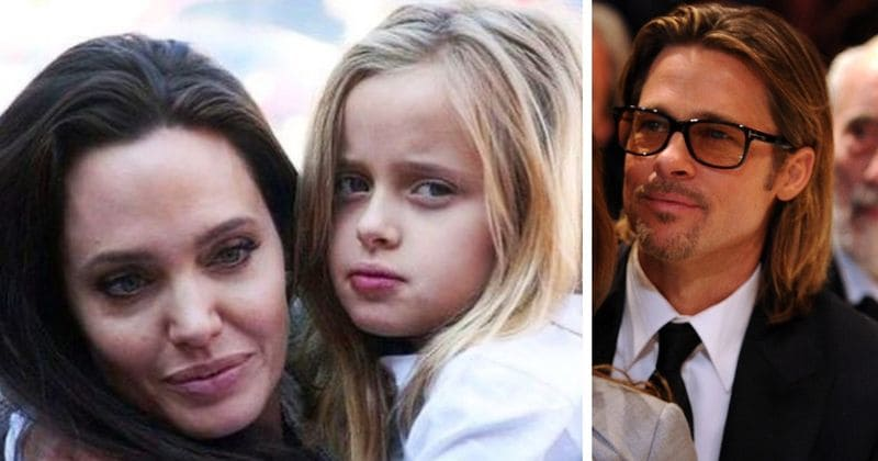 Angelina Jolie's daughter Vivienne, 10, looks exactly like