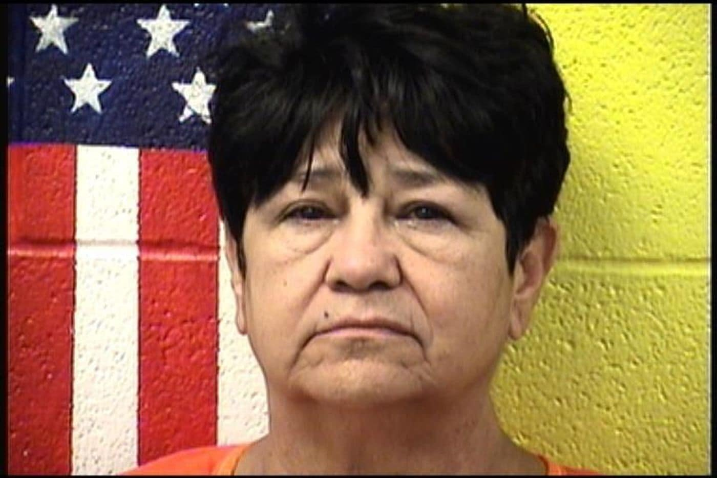 Mary Taylor, 67, ran Taylor Tots Daycare (Roosevelt County Detention Center)