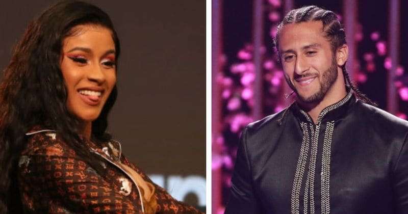 Cardi B turned down offer to perform with Maroon 5 at Super Bowl halftime in support of Colin Kaepernick