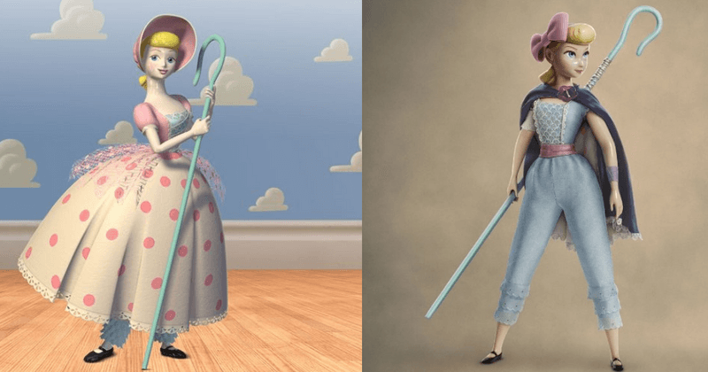 Toy Story 4': Did Disney's Little Bo Peep really need a