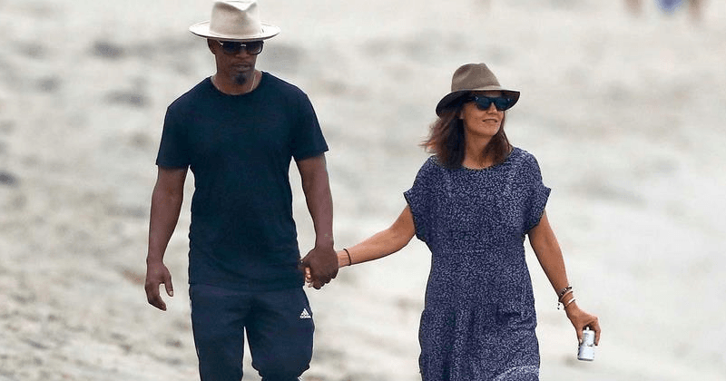 Shadow of Tom Cruise hangs dark over Katie Holmes and Jamie Foxx's relationship