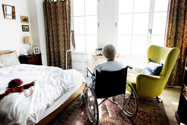 The  victim suffers from diminished mental capacity and dementia (iStock)