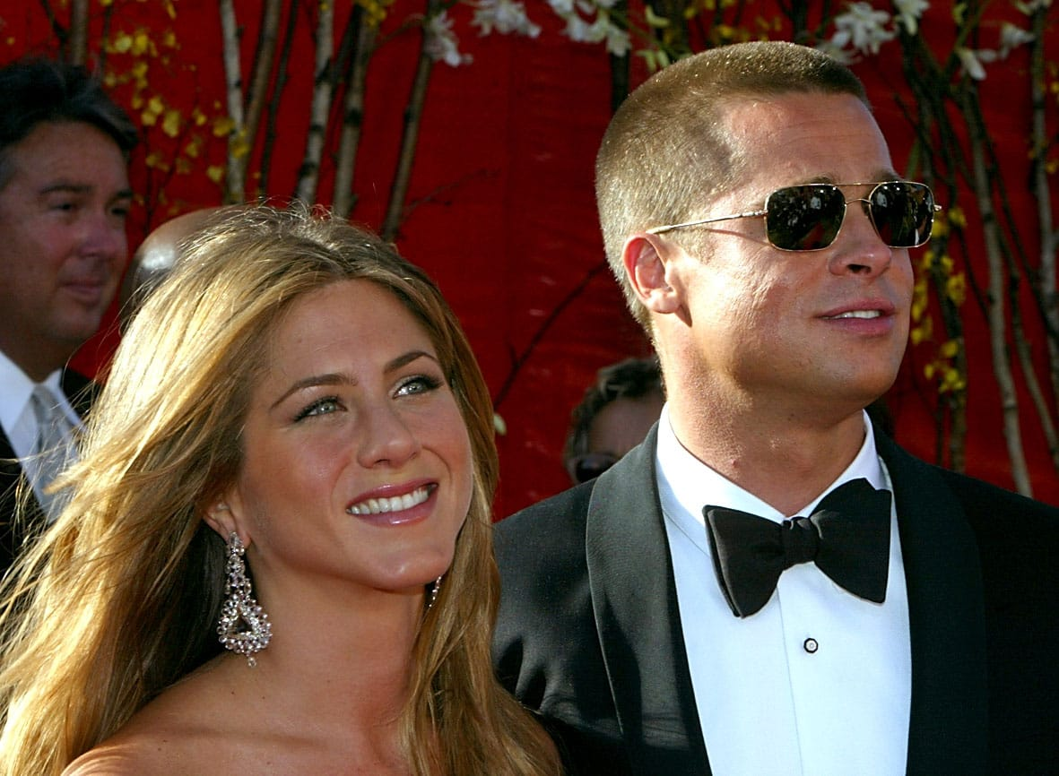 The two continued to remain good friends even several years after their marriage broke. (Getty Images)