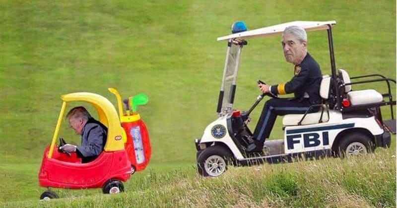 Its Mueller Time Internet Memes Go Viral As Robert Mueller Draws