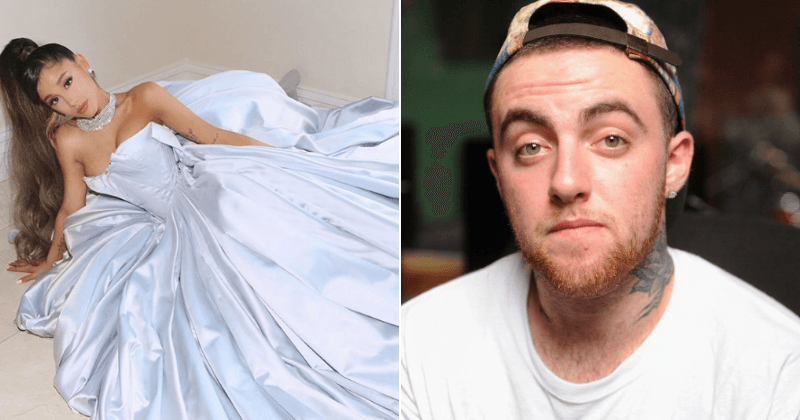Ariana Grande tweets 'trash' after late Mac Miller loses to Cardi B at Grammys, quickly apologizes