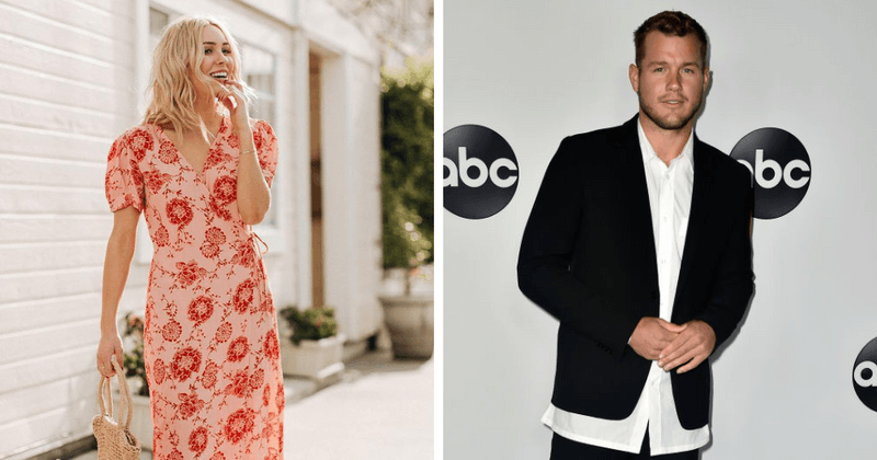 The Bachelor Bonus Clip Of Cassie And Colton Making Out Doesnt Sit Well