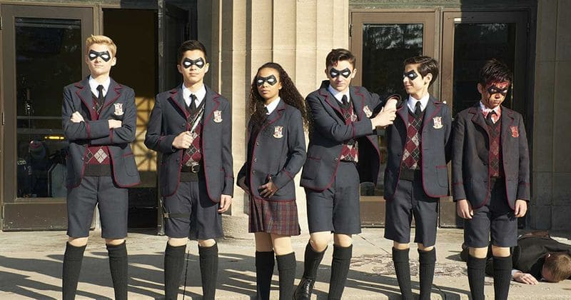 The Umbrella Academy' review: Season 1 takes us back in time