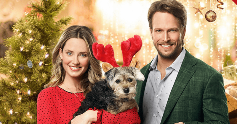 Cast Of A Christmas Kiss.Picture A Perfect Christmas Release Date Plot Cast