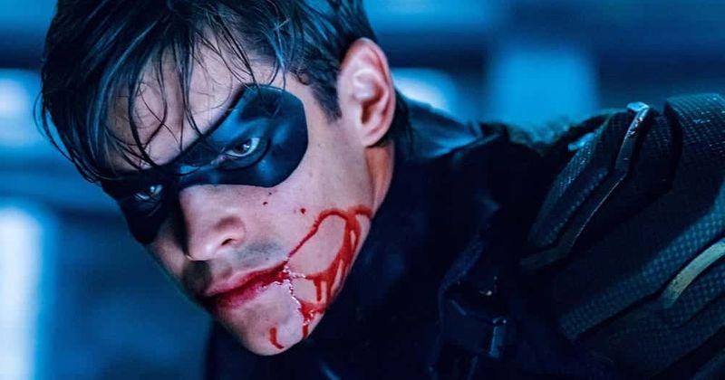 Titans Season 2 Episode 8 Jericho Will Reveal Dick
