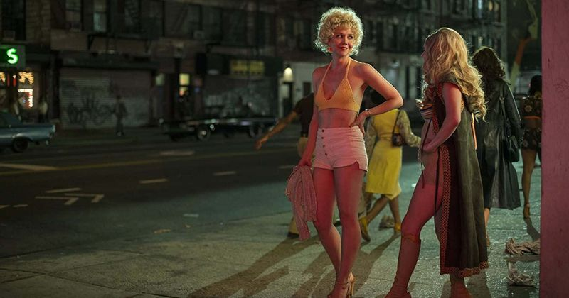 The Deuce Season 3 Finale Best Maggie Gyllenhaal Moments As Eileen Merrell Before -6314