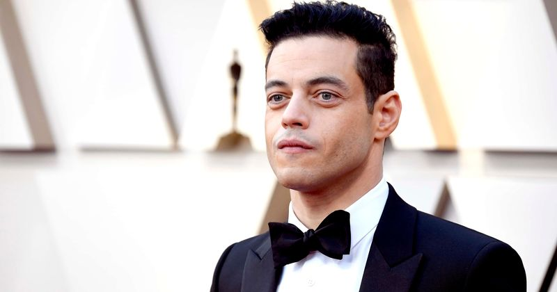 'No Time to Die': Rami Malek's villain in new James Bond movie is a 'nasty piece of work'