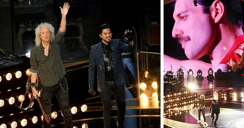 Oscars 2019: Queen and Adam Lambert get everybody on their