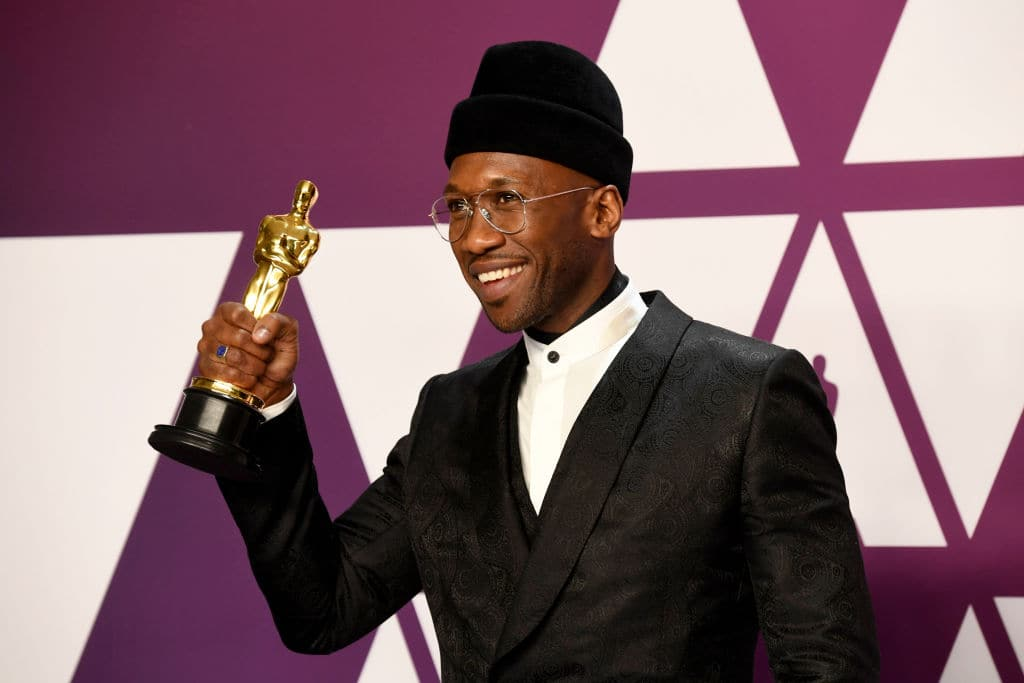 Mahershala Ali, winner of Best Supporting Actor for 'Green Book,' poses in the press room during the 91st Annual Academy Awards at Hollywood and Highland on February 24, 2019 in Hollywood, California. (Photo by Frazer Harrison/Getty Images)