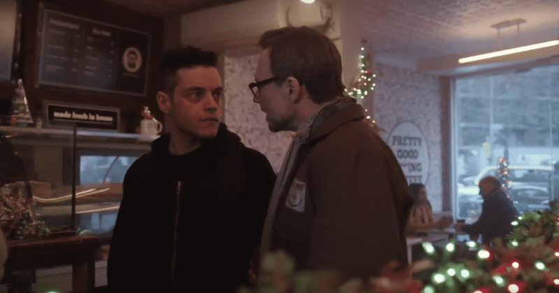 'Mr Robot' Season 4 Episode 6 'Not Acceptable' promo shows Krista at Vera's mercy and Dom corners Darlene while Elliot goes rogue