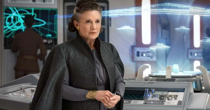 Image result for the last jedi leia