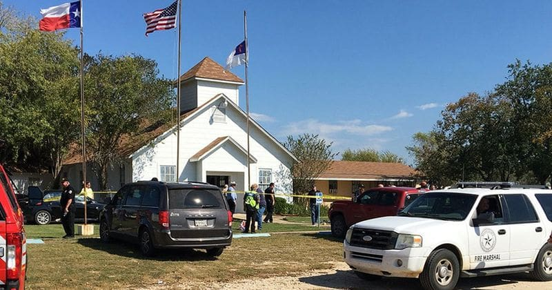 Texas mass shooting: First Baptist Church was the beating heart of ...