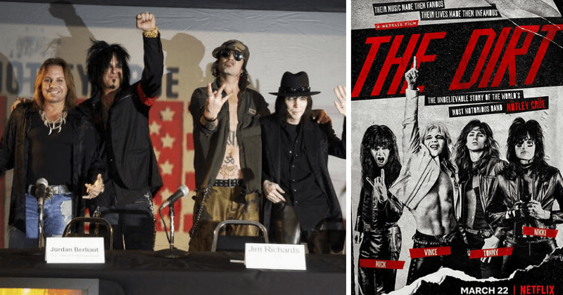 Netflix's 'The Dirt': An autobiographical look at the most