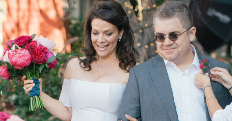 After tragedy ripped his life apart, Patton Oswalt has found love and happiness again