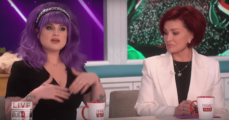 'The Talk': Kelly Osbourne says her stint on 'The Masked Singer' helped her step back into the limelight