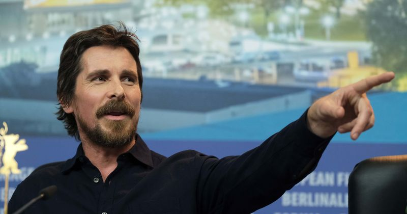 Ford v Ferrari cements Christian Bale's place in the pantheon of acting greats