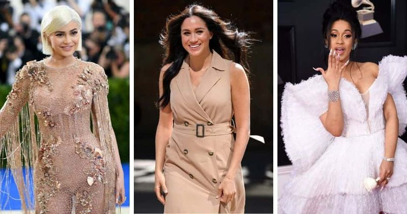 Meghan Markle Named Most Powerful Dresser Of 2019 Beating Fashion Heavyweights Like Kylie Jenner And Cardi B Meaww