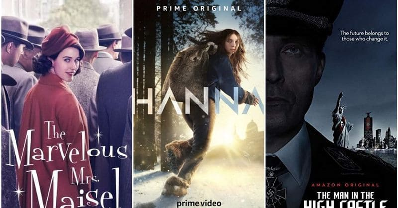 Top shows on Amazon Prime Video: From Hanna to The Marvelous