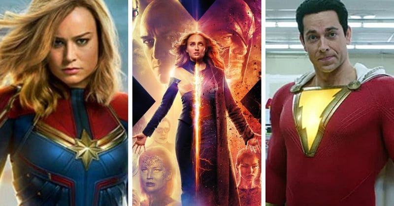 Upcoming Superhero Movies 2019: Trailers & release dates | MEAWW