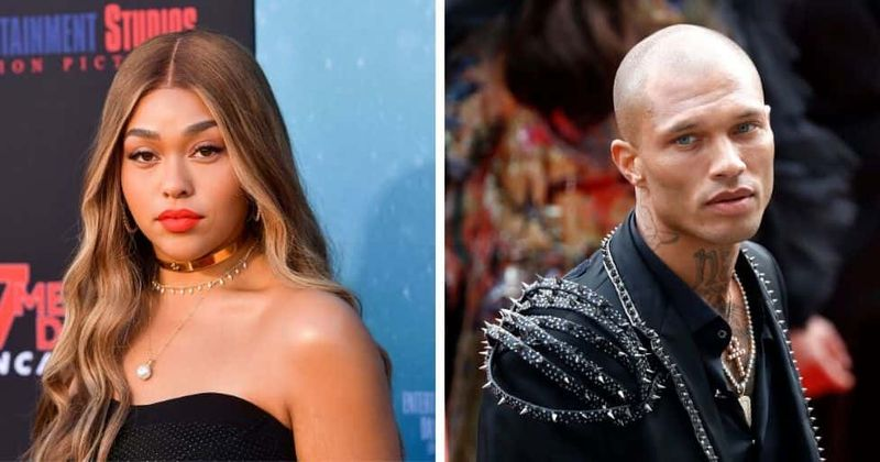 Jordyn Woods wraps up 'first leading role' movie with 'hot felon' Jeremy Meeks, shares stunning photo to celebrate