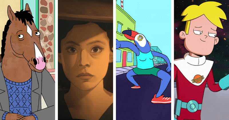 Top adult animated shows of 2019: From 'BoJack Horseman' and 'Undone' to 'Tuca & Bertie' and 'Final Space'