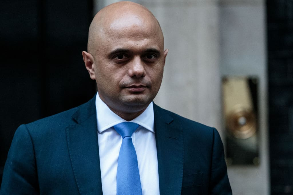 ISIS bride Shamima Begum's citizenship was revoked on the order of Home Secretary Sajid Javid (Photo by Jack Taylor/Getty Images)