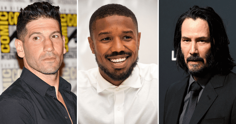 The 10 sexiest men of 2019: From Keanu Reeves to Michael B Jordan and more