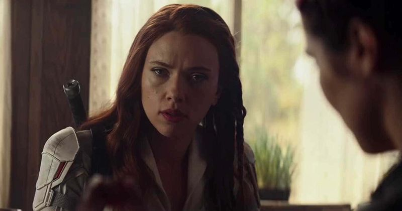 Black Widow The Movie Why Does Scarlett Johansson S Natasha Romanoff Wear A White Suit And What Is Its Significance Meaww