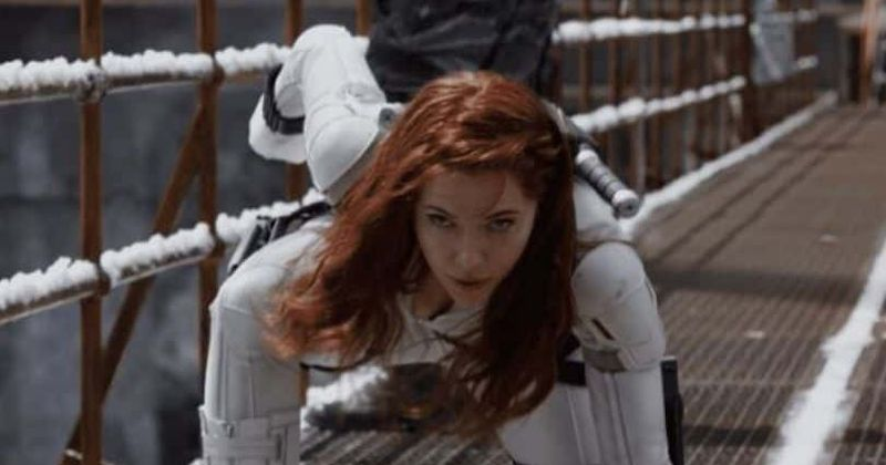 Black Widow The Movie Why Does Scarlett Johansson S