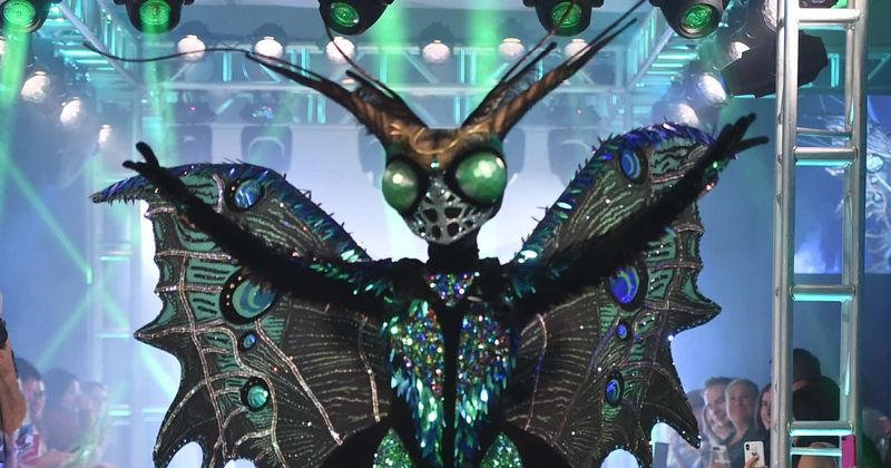 'The Masked Singer' Season 2: The Butterfly is Destiny Child's Michelle Williams and fans claim they called it