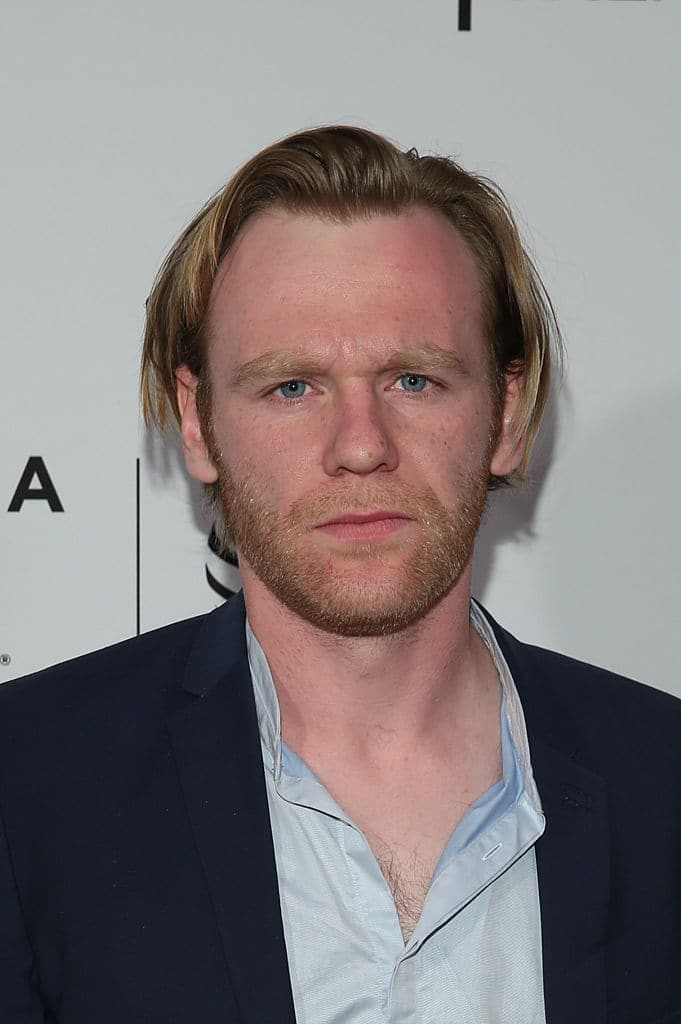 Brian Gleeson attends the premiere of 'Tiger Raid' Premiere during the 2016 Tribeca Film Festival at Chelsea Bow Tie Cinemas on April 17, 2016, in New York City. (Photo by Rob Kim/Getty Images)