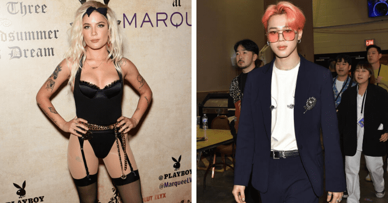 Halsey and BTS member Suga's new single Suga's Interlude has fans raving