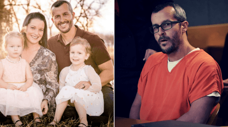 Chris Watts claims his father developed cocaine addiction after he