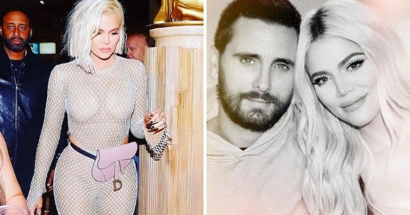 Scott Disick reveals he's crushing on ex Kourtney Kardashian's younger sister Khloe in 'weird af' Instagram post