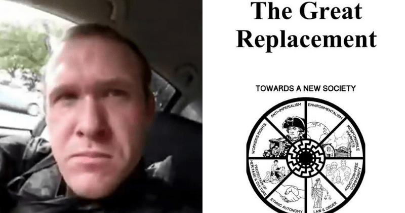 """Tir dans une mosquée néo-zélandaise: le tireur Brenton Tarrant voulait """"se venger des envahisseurs étrangers"""" dans un manifeste effrayant"""