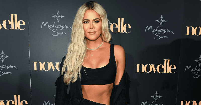 Khloe Kardashian upstages Kim and Kendall's Christmas decorations with her own stunning 'pink' tree