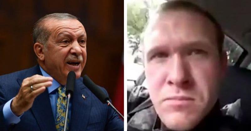 Alleged New Zealand Mosque Gunman Brenton Tarrant: New Zealand Mosque Shooting: Gunman Called Turkish