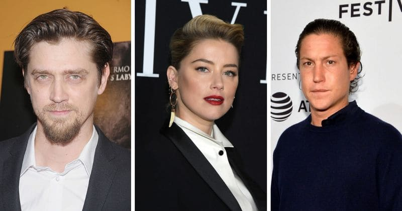 Amber Heard is dating 'It' director Andy Muschietti after her split with Vito Schnabel