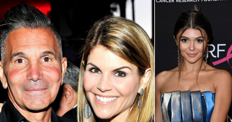 Lori Loughlin's daughter Olivia Jade blames parents for ruining her influencer career after pushing her to go to college