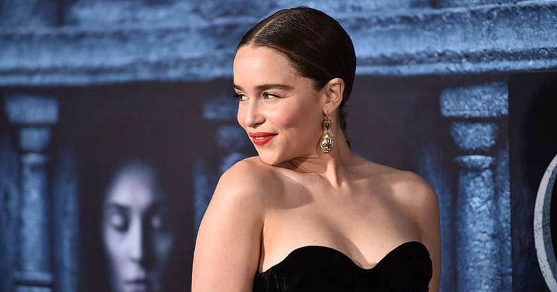 """Emilia Clarke reveals she wanted to """"pull the plug"""" after she couldn't remember her name after aneurysm surgery"""