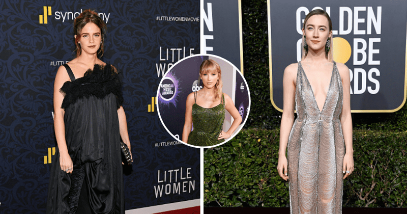 Emma Watson And Saoirse Ronan Compare Taylor Swift To Jo March From Little Women Over Copyright Controversy Meaww