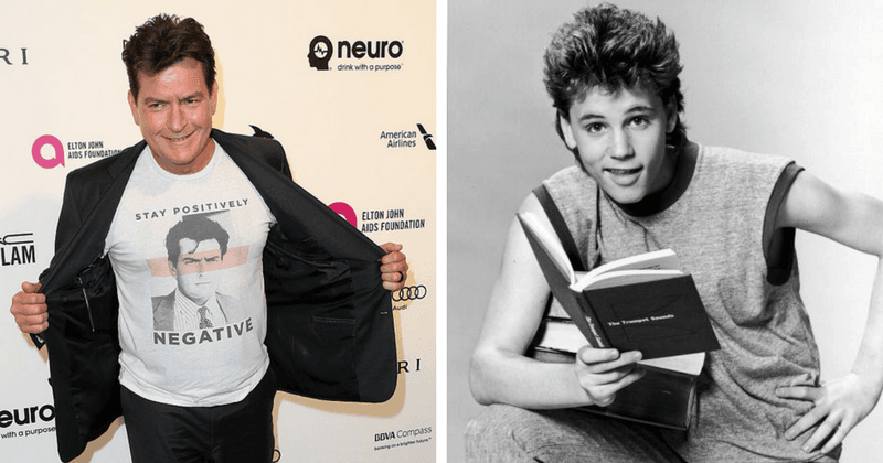 Charlie Sheen accused of sodomizing 13-year-old Corey Haim in 1986!